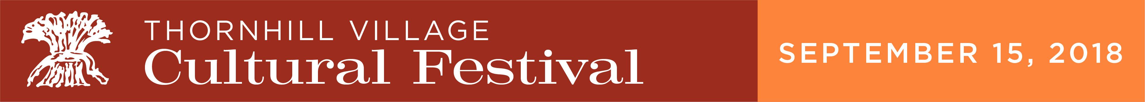 Thornhill Village Cultural Festival